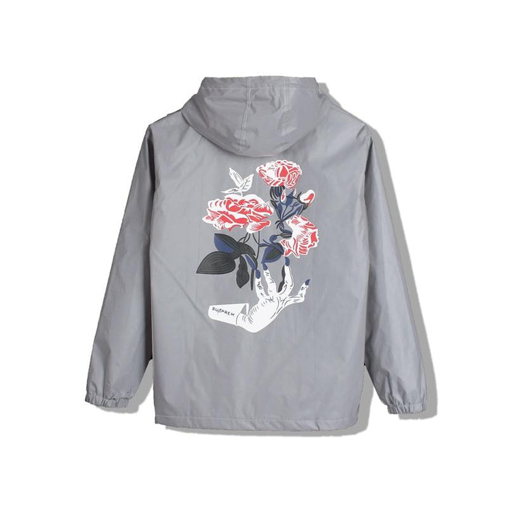 Reflective Rose Jacket