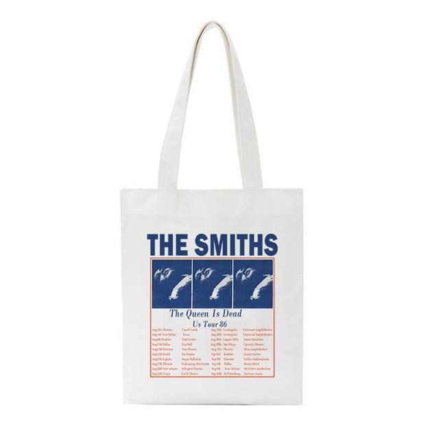 The Smiths Canvas Bag