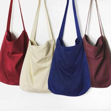 Thick Canvas Tote Bag