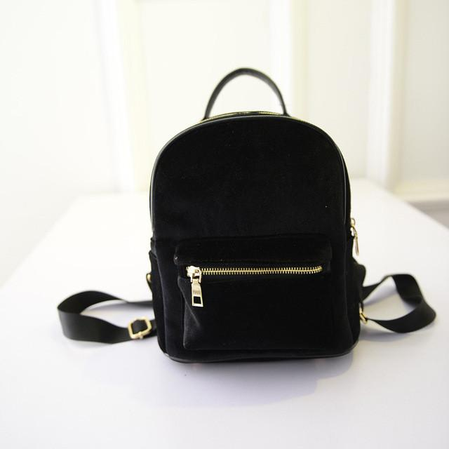 Velvet Backpack