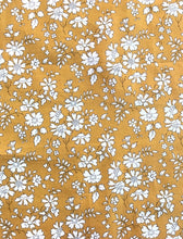 Liberty Pocket Square 'Capel' Mustard