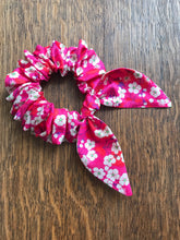 Scrunchie Liberty 'Mitsi' pink