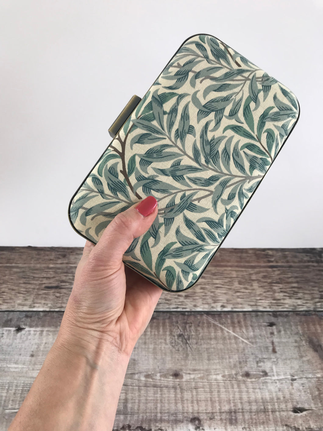Willow Bough Sanderson Clutch Bag