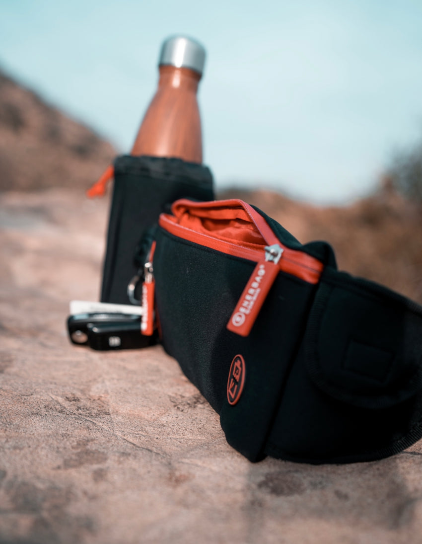 ENERBAG Sports Fanny Pack By Cre8 Sounds