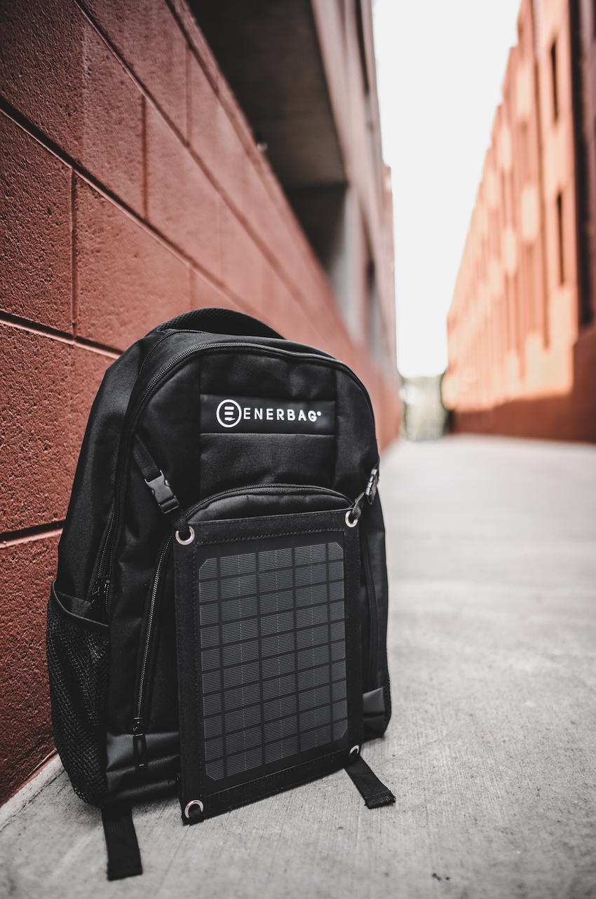 The Ultimate Charging Backpack (ENERBAG Collection)