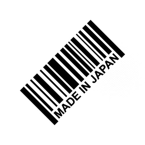 Made In Japan JDM Vinyl Decal