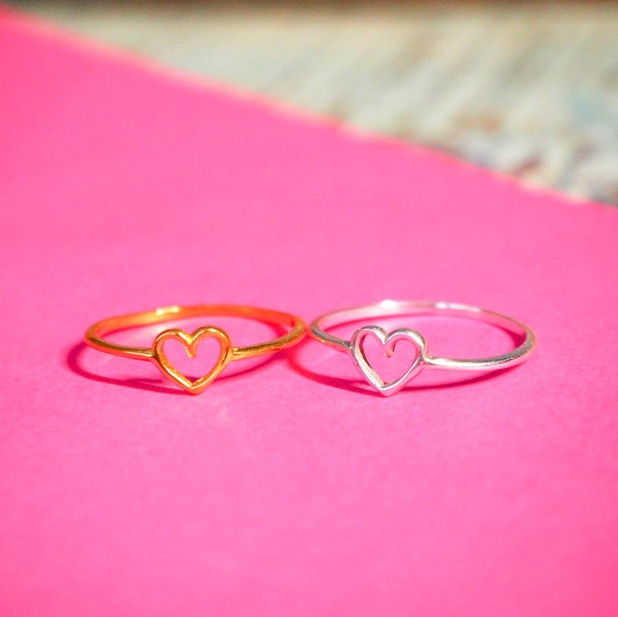 CINTA heart ring