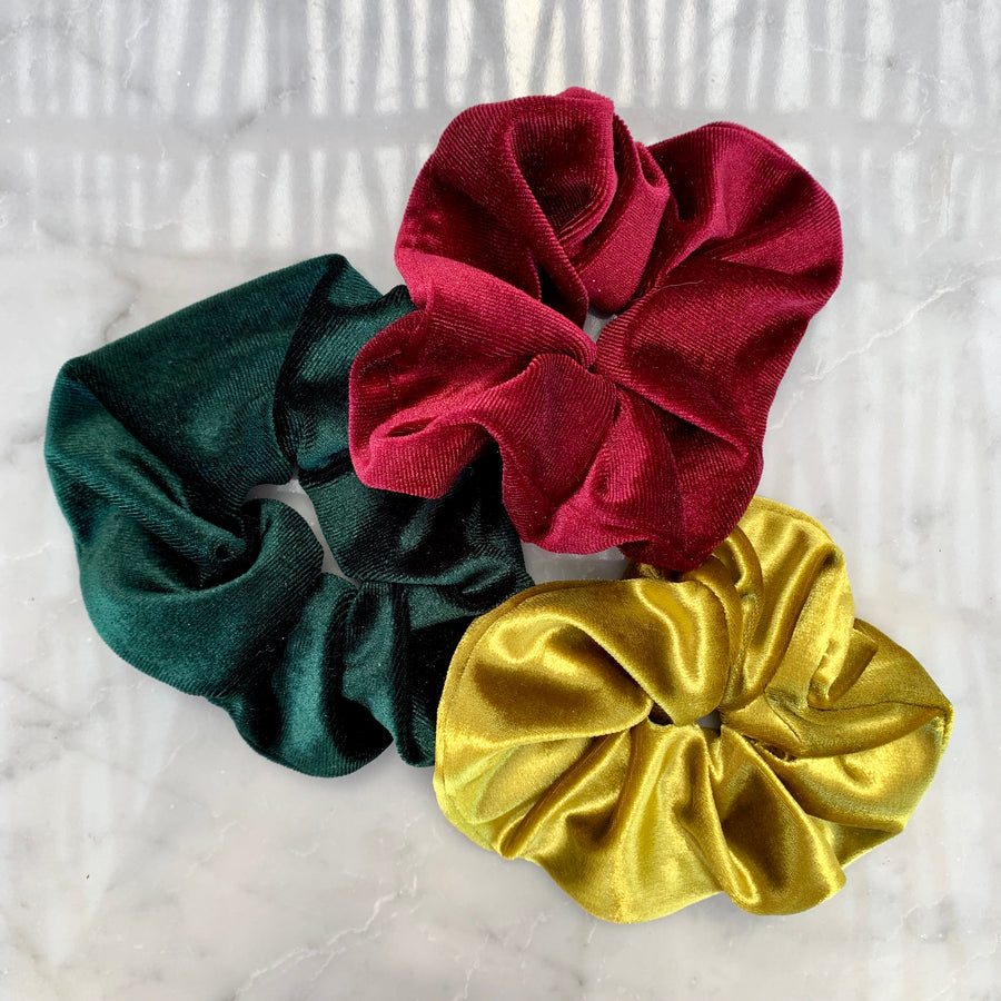 Scrunchie set IVY