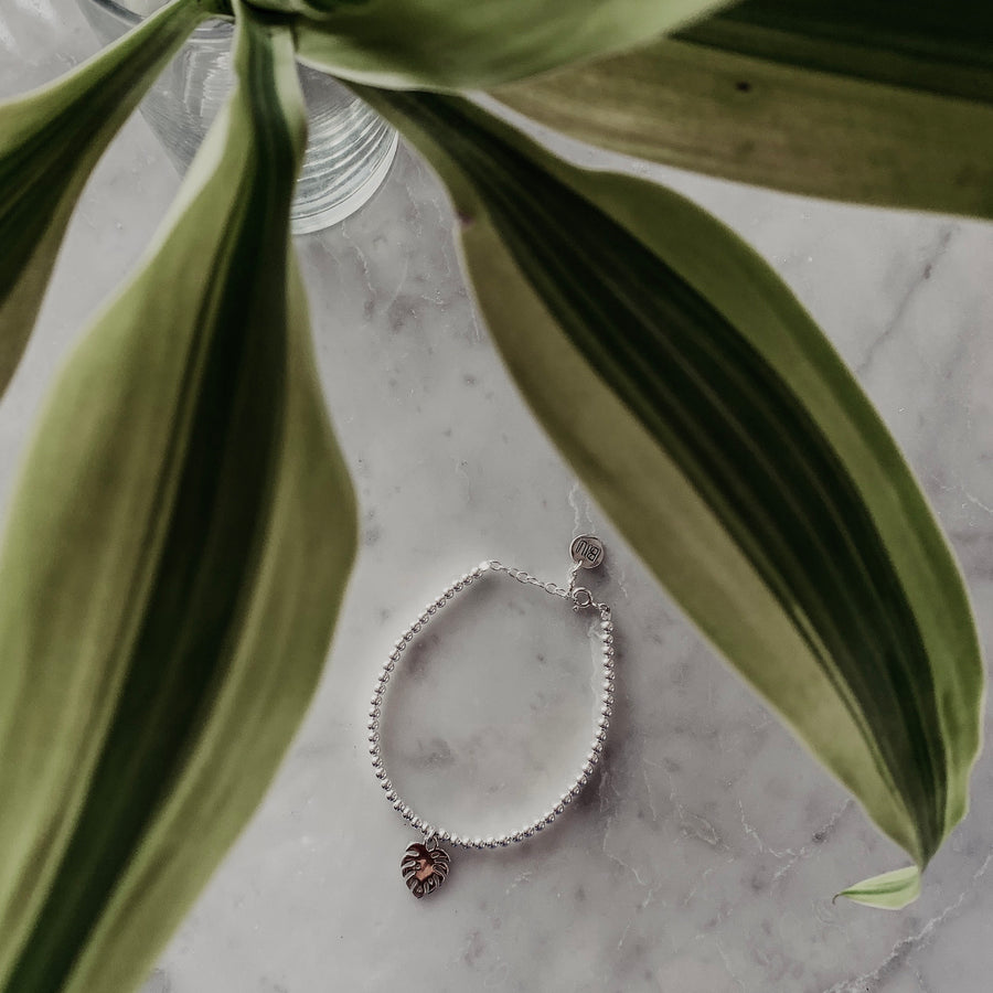 MONSTERA BALL bracelet