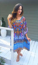 Tribal Addiction Mid-Kaftan