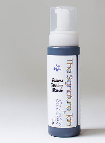 The Signature Tan Sunless Tanning Mousse