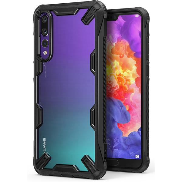 Indestructible® X - ultra resistant carbon titanium case for Huawei