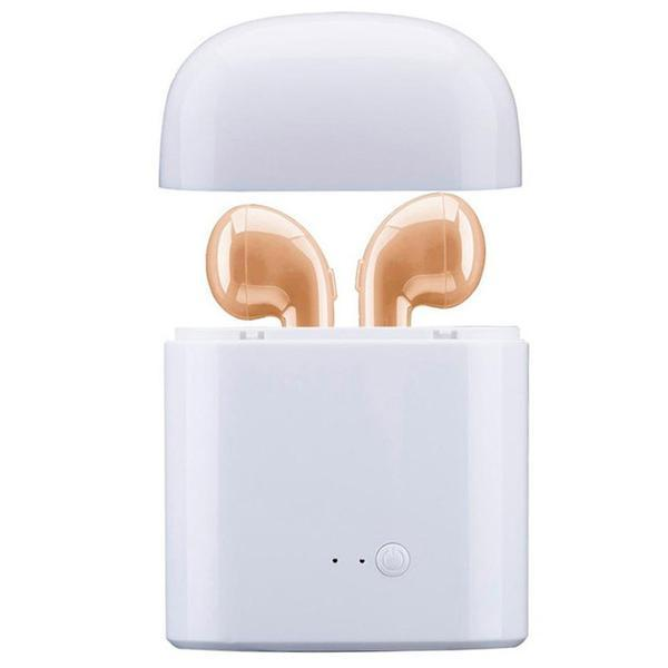 GOOGLE wireless earphones with charge box