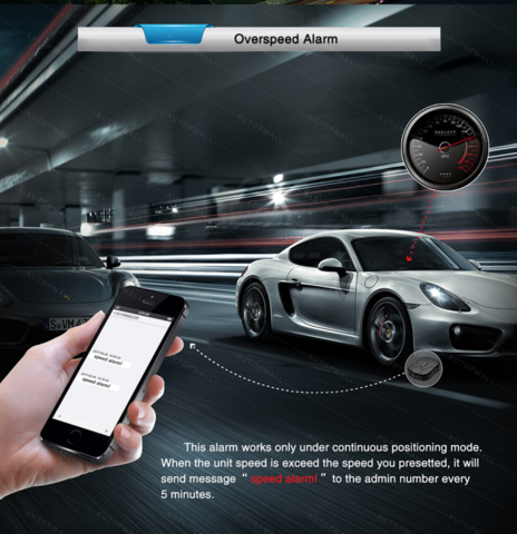 CAR-TRACK - Waterproof GPS to always find your vehicle!
