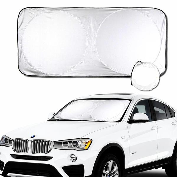 Windshield cover  - Keep your car cool even under the desert's sun!