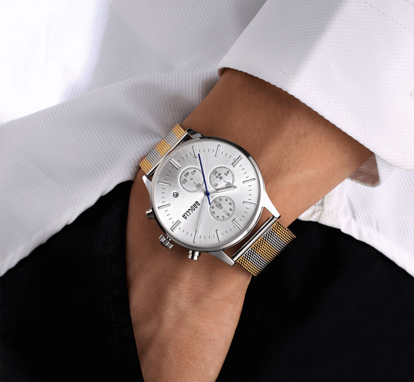 BAOGELA™️ - New Chronograph Quartz Watch for Men