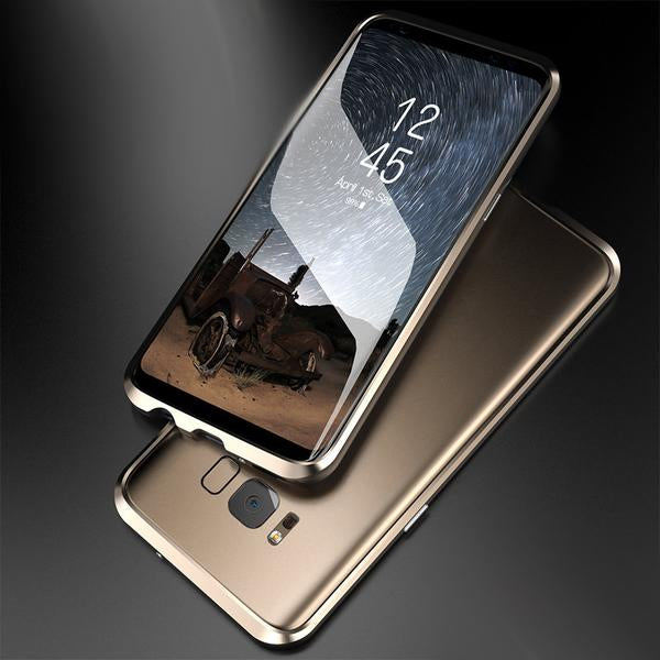 Aluminum alloy Bumper case for Samsung S8/S8+
