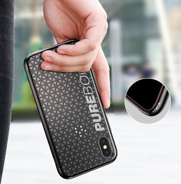 detailing 364a5 75ca0 Auto-cooling Sport case for iPhone X