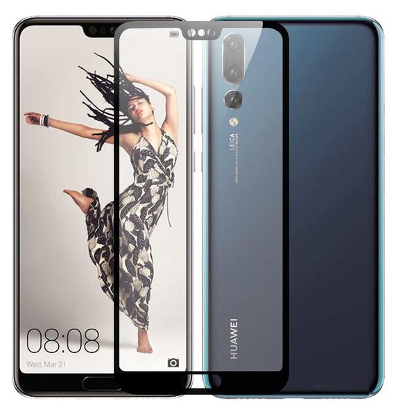 8D tempered glass protection cover for Huawei