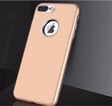 Case With Silver Details for iPhone