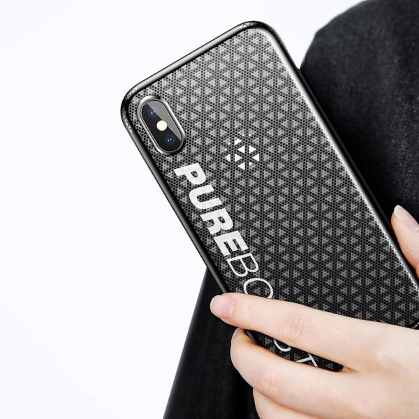 Auto-cooling Sport case for iPhone X