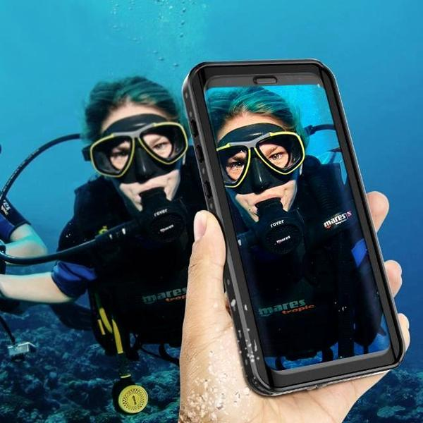 sports shoes 58888 c2cdf Ultraslim underwater case for Samsung S9/S9+ - for a fun and safe summer at  the beach!