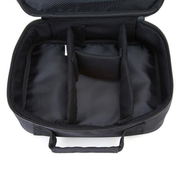 Cable-Organizer travel bag - padded and anti-damp