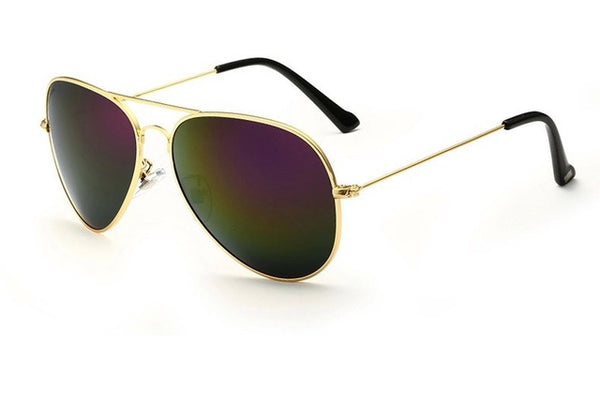 UV400 Polarized Top Gun Glasses