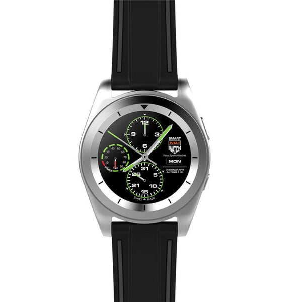 'Classique' Smart Watch with Chronograph