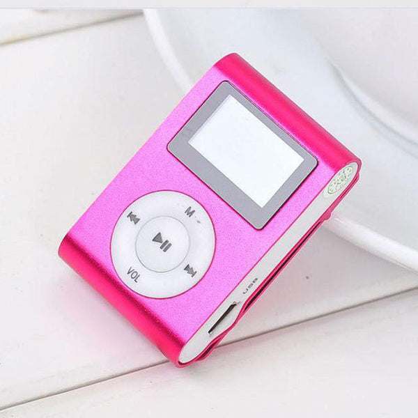 32GB Mini Mp3 Player