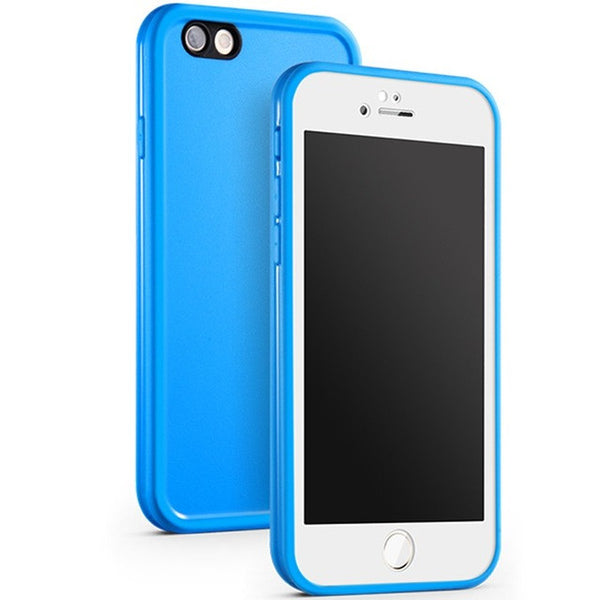 Waterproof case for iPhone