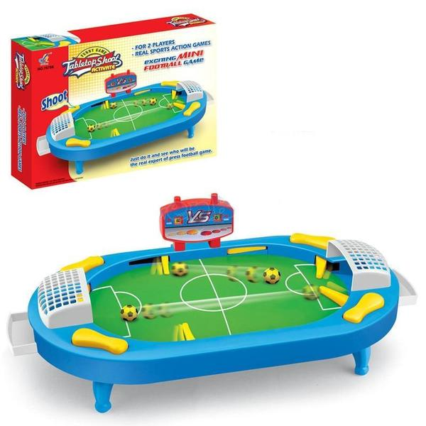Mini 2 players table football for kids