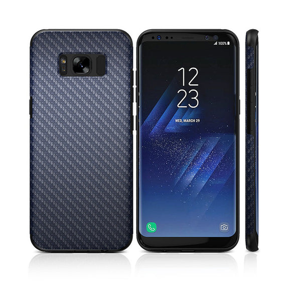 Carbon Fibre 3D Case for Samsung S8