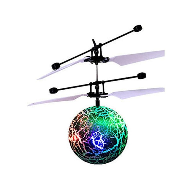 LED Ball Electric Drone