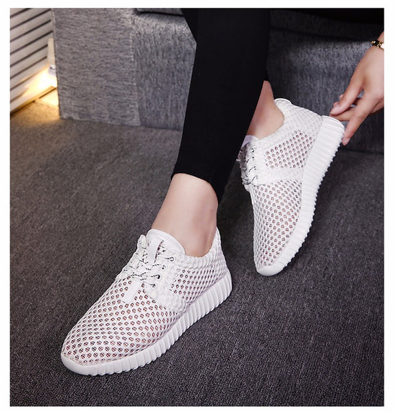 Breathable Net Shoes