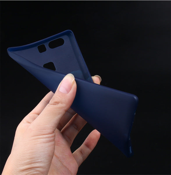 Translucent fashion case for Huawei