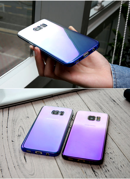 Case with Gradient Edges for Samsung