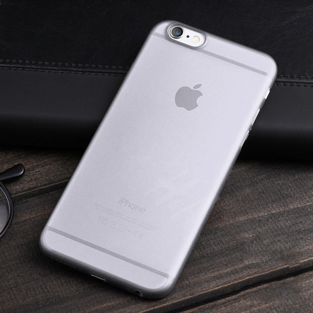 Ultra-thin Matte Case for iPhone
