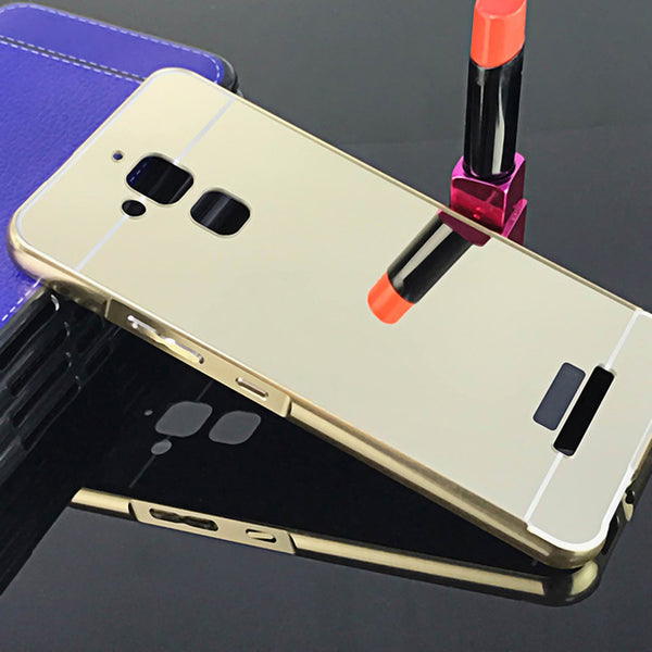 Mirrored cover for Asus Zenfone 3 Max