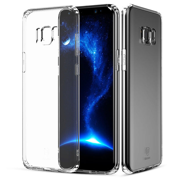 Transparent Case for Samsung Galaxy S8 / S8 Plus