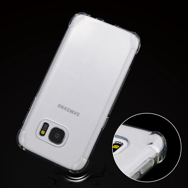 Anti-dust and Anti-Shock Case for Samsung Galaxy S7 / S7 Edge