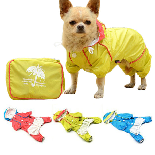 Doggy Jumpsuit