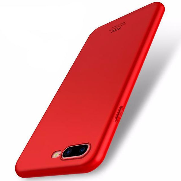 Luxury Matte Case for iPhone