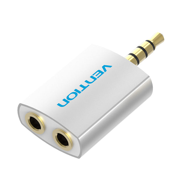 Splitter Audio Connector for PC and Smartphone