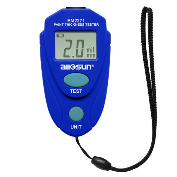 Blue Tester® - car paint thickness gauge