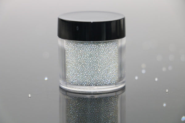 Glittered Beads for Manicure