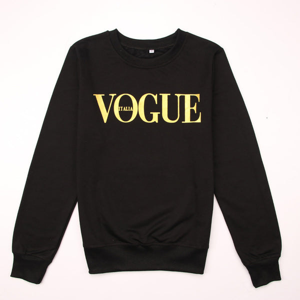 Vogue Sweatshirt for Women