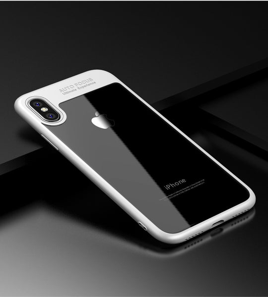 Ultra Thin Glass Case for iPhone