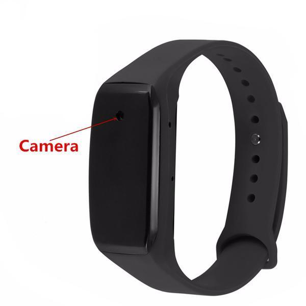 Spy Bracelet - HD Video Recorder
