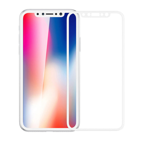 3D Arch Tempered glass screen shield for iPhone X